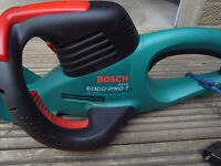Hedge Trimmer, Bosch 30inch electric
