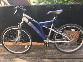 Apollo enduro 4000 bike