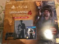 Ps4 uncharted limited addition