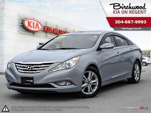 2011 Hyundai Sonata Limited *LOADED BEST VALUE IN THE PRAIRIES!*