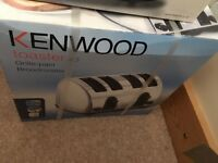 NEW - kenwood 4 slice toaster