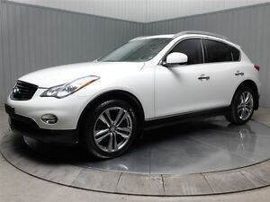 2012 Infiniti EX35 AWD MAGS 19P TOIT OUVRANT CUIR