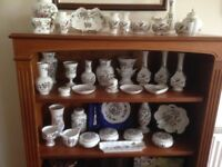 Aynsley Pembroke ornament collection. 37 pieces now no longer being made prefer to sell as a set