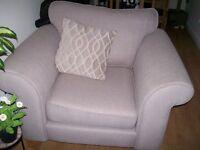 very modan settee chair and stool
