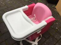 Baby toddler chair seat