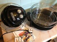 Tower Low Fat Air Fryer Halogen Oven