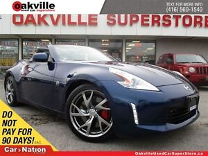 2017 Nissan 370Z SPORT TOURING   NAVIGATION   ACCIDENT FREE  
