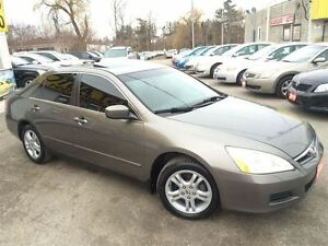 2006 Honda Accord SE / PWR ROOF / LOADED / ALLOYS