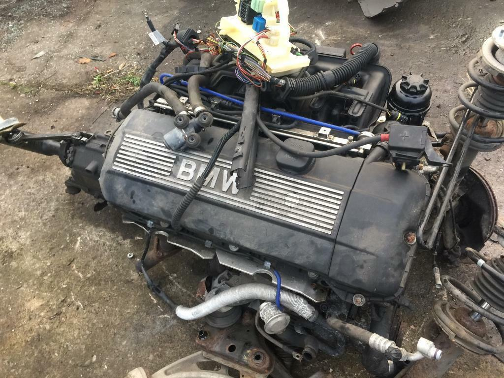 Bmw E46 E39 Engine M52tub25 325 525 In Dundee Gumtree