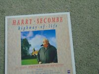 harry secombe and songs of praise lp's