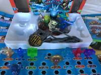 Xbox 360 skylanders trap team