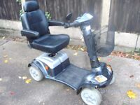 kymco mobility scooter 8mph