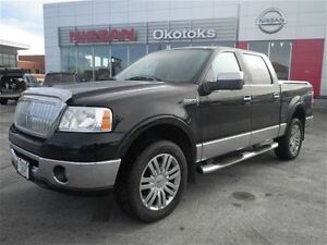 2007 Lincoln Mark LT 4x4 Leather Sunroof
