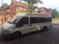 Ford Transit PSV Minibus