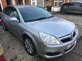 Vauxhall Vectra 1.9 CDTI exclusive 2008 DIESEL 6 speed manual mot privacy glass, alloys air con