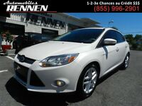 2012 Ford Focus FOCUS SEL *FULL ÉQUIP. * 5 SPEED MANUAL