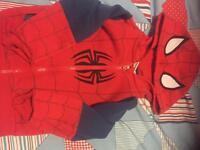 Boys Spider-Man jacket