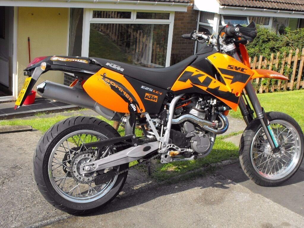 2004 Ktm 625 Smc Supermoto Low Miles Px Any Bike And Delivery Wiring Diagram Possible