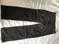 NEW Mens quick dry walking trousers breathable material SIZE EU44 USA MEDIUM