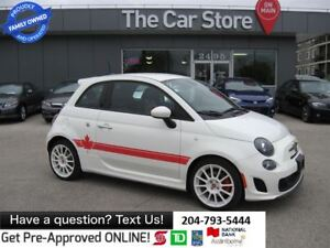 2014 Fiat 500 Abarth -PRICE REDUCED! NAVI htd leather BLUETOOTH