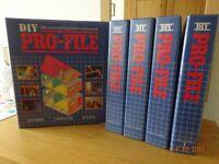 Marshall Cavendish DIY Books 5 folders good order