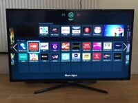 Samsung Series 5 F5500 46-inch Widescreen Smart Full HD LED Television 1 year warranty