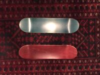 2 Skateboard Decks: High quality, never used.