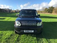Land Rover Discovery 3 TDV6 GS (black) 2009-11-20