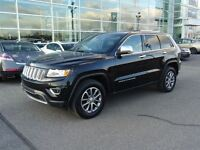 2014 Jeep Grand Cherokee Limited , Navigation , Cuir , Toit Ouvr
