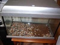 Fish Tank Aquarium 35 Litres
