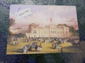 An Official Souvenir Guide Booklet/Paperback of Woburn Abbey 1987