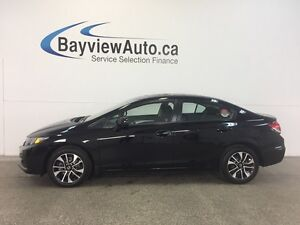 2013 Honda CIVIC EX - AUTO! SUNROOF! BLUETOOTH! HEATED SEATS!