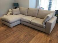 Next Sonoma Sofa (corner chaise - left hand)