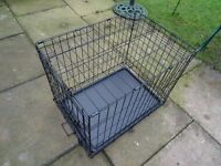 small dog crate - dog cage