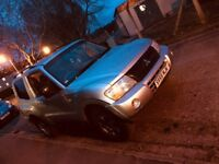 Mitsubishi Shogun SWAP FOR A CAR WITH SMALL ENGINE