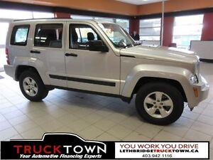 2012 Jeep Liberty -