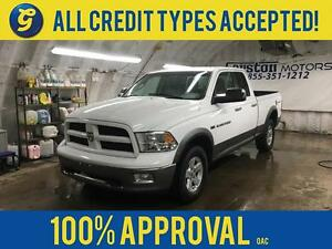 2011 Ram 1500 OUTDOORSMAN*QUAD CAB*HEMI*4WD*KEYLESS ENTRY*POWER