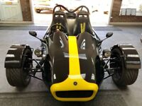 MEV TR1KE YAMAHA R1 BIKE ENGINED KIT CAR Power to Weight Ratio of 430Bhp/Ton 0-60 MPH in 3 Seconds