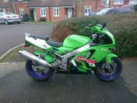1997 KAWASAKI ZX6-R NINJA (£1250 OVNO Or swap for something different)
