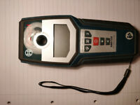 Bosch GMS120 Professional Multi Material Wall Scanner/Cable Detector