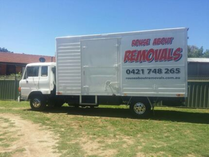 Rouse about removals pick up delivery guy move all categories