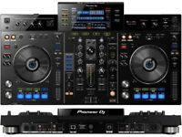 Xdj Rx with Flight Case & Headphones & Audio Cable