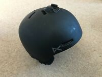 Anon ski/snowboard helmet with GoPro mount