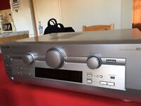 Panasonic SA-HE9 5.1 Home Cinema Receiver & Speakers, Sub and 2x Speaker Stands
