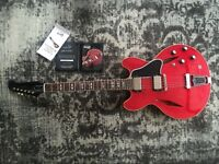 Gibson ES 355 Trini Lopez (Dave Grohl, Foo Fighters) Custom