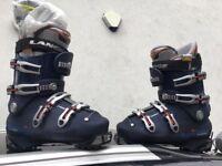 Ski shoes top quality.