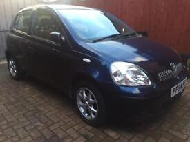 BREAKING FOR PARTS TOYOTA YARIS 1.3 most parts available