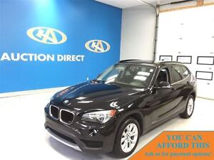 2013 BMW X1 xDrive28i, BLUETOOTH, HEATED SEATS, FIANACE NOW!