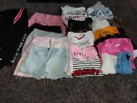 GIRLS CLOTHES BUNDLE 12 -13 YR OLD ..
