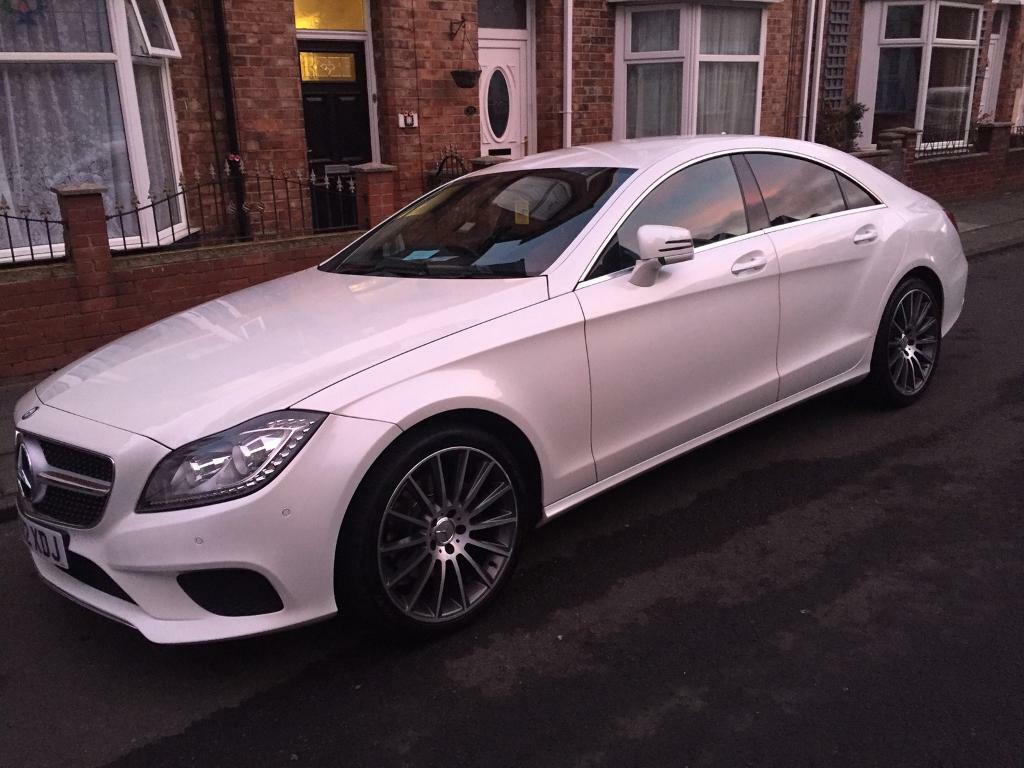 mercedes cls 350 amg sport in sunderland tyne and wear. Black Bedroom Furniture Sets. Home Design Ideas